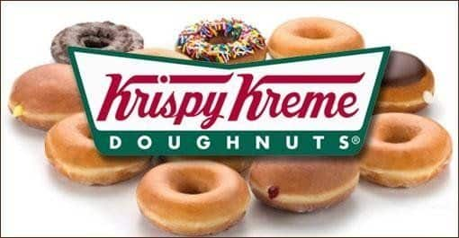 Krispy Creme: Buy 1 dozen of donuts get 1 dozen for $1