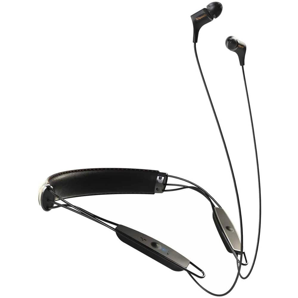 The Klipsch R6 Neckband Bluetooth Earbuds in Black for $49.99 + free shipping@Buydig via eBay