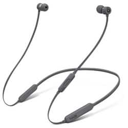 Refurbished Beats by Dr. Dre BeatsX Earphones - Gray (MNLV2LL/A) for $39.69 @ Blinq