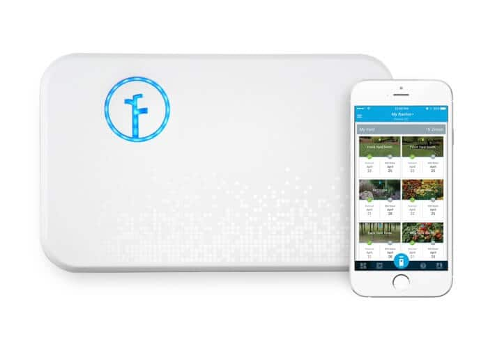 Rachio 2nd-Gen Smart Sprinkler Controller: $50 Off  (IFTTTHOLIDAY50) - Final Price 16-Zone $199.99, 8-Zone $149.99