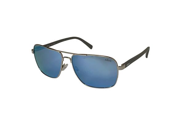 Revo Jeaneau Polarized Chrome Sunglasses - Made in USA - $39.99 w/ Free Ship via Prime