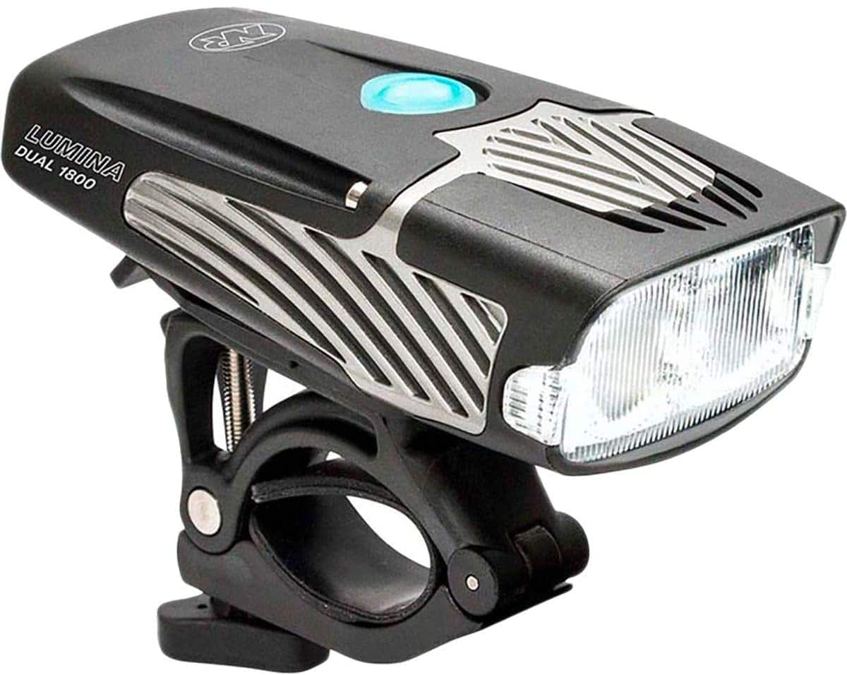 NiteRider Lumina Dual 1800 Rechargeable MTB Road Commuter Twin LED Bike Light ($119.99 w/ Free Ship)