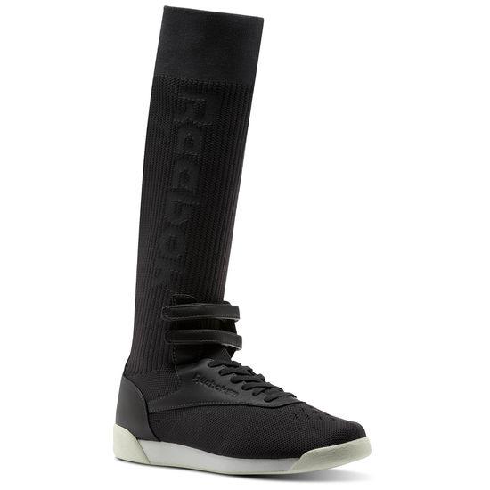 Womens Reebok FreeStyle HI Ultraknit Shoes, was $180, now $99.97 (BS9008)