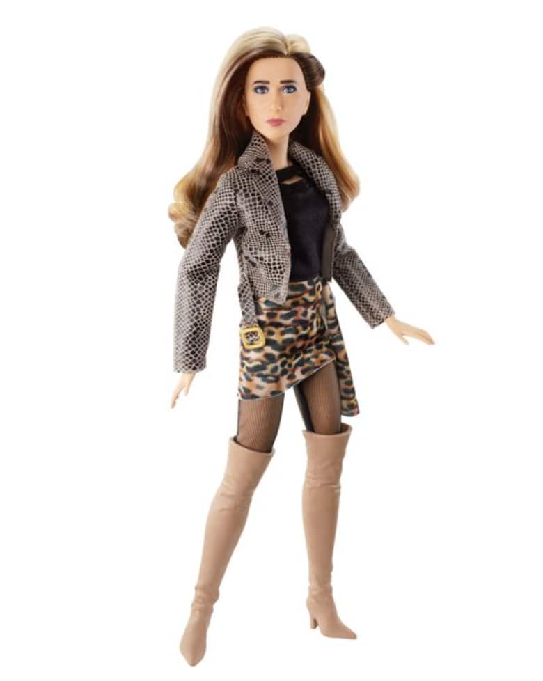 "11.5"" Wonder Woman 1984 Cheetah Doll $5 + Free shipping w/ $35+"