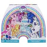 11-Pc Set My Little Pony Toy Friends of Equestria Figure Collection $29.88 + Free shipping w/ $35+