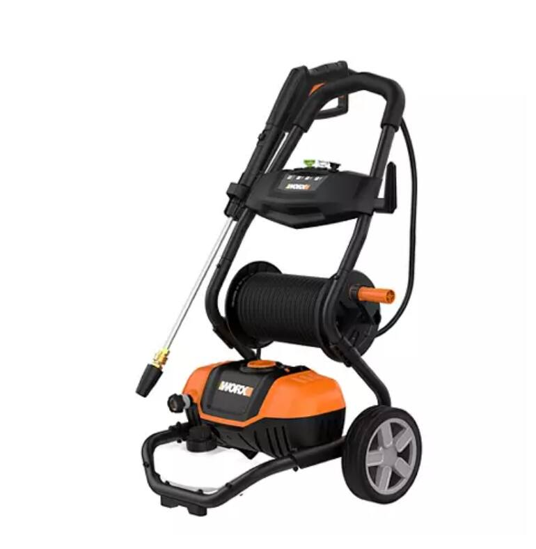 Sam's Club Members: 1600 PSI - 13A Pressure Washer with Rolling Cart $120 + Free shipping