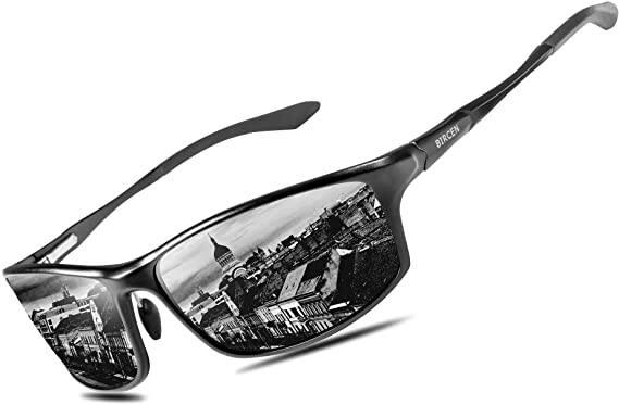 Men's Bircen Polarized Sport Sunglasses (Various Colors) $11.99 - $15 + Free Shipping w/ Prime