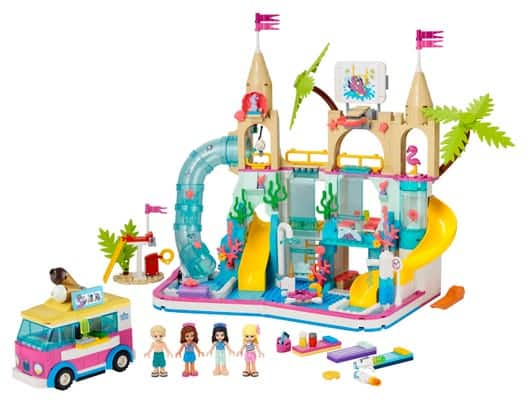 1001-PC LEGO Friends: Summer Fun Water Park (41430) $81.99 + Free Shipping