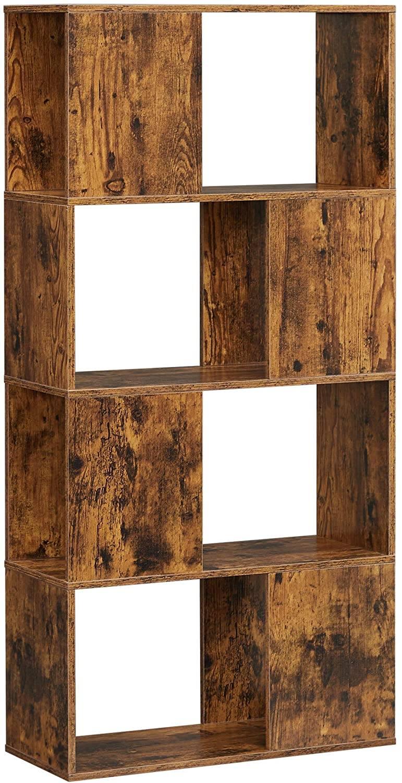 VASAGLE Bookshelf / Bookcase $44.49 - $46.39  + Free Shipping