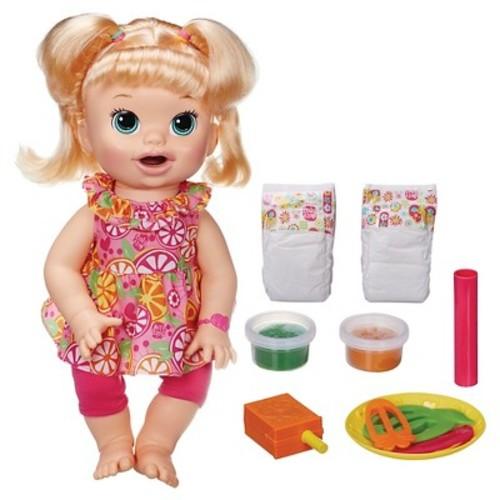  Baby Alive Super Snacks Snackin' Sara (3 colors) $19.50 + Free Shipping via Target