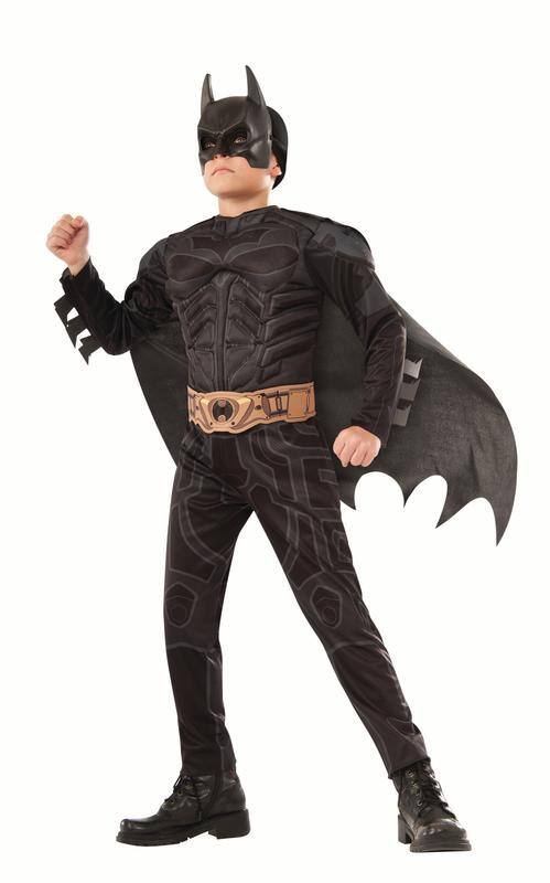 Rubies Dark Knight Batman Boys Deluxe Costume (sizes 8-12) $7 + Free store pickup at Walmart