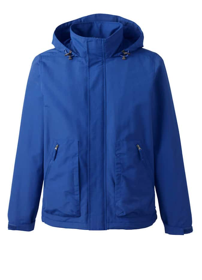 Lands End Men's & Women's Outrigger Fleece Lined Jacket $35 + Free shipping with $75+