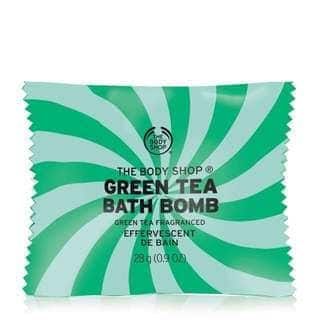 The Body Shop Bath Bombs 5 for $5 ($1 each) + Free shipping
