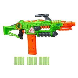 Revoltinator Nerf Zombie Strike Toy Motorized Blaster w/ 18 Nerf Darts $28 + Free store pickup at Walmart or F/S via Target or Prime