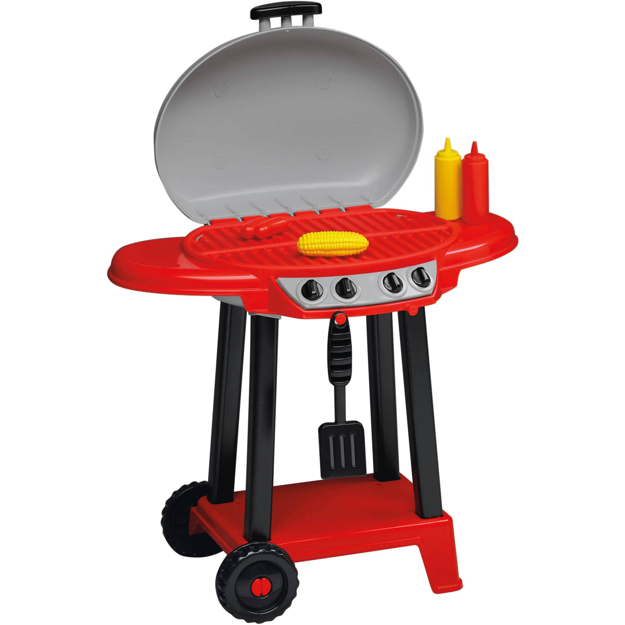 My Very Own Play Grill Set with 7 Accessories $10 + Free store pickup at Walmart