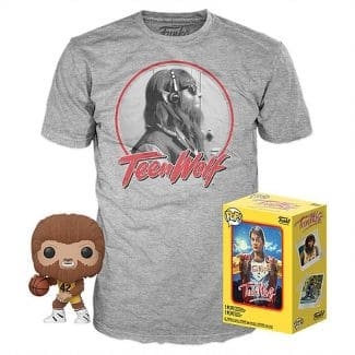 Funko POP! Movies Collectors Box Teen Wolf POP! & Graphic T-Shirt $12.49 + Free shipping via Target