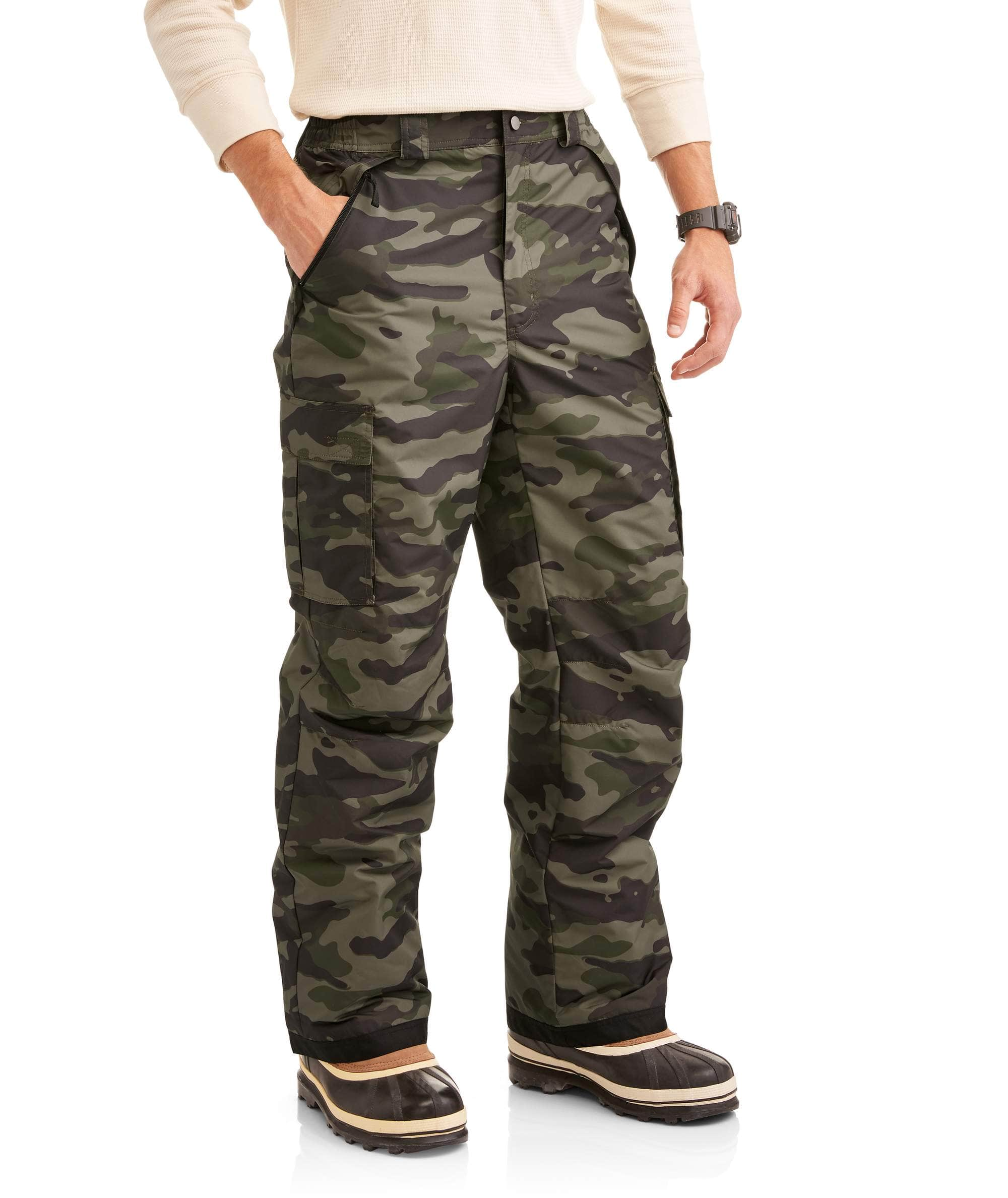 Iceburg Men's Cargo Snowboard Pant (2 colors) $16 + Free store pick up at Walmart