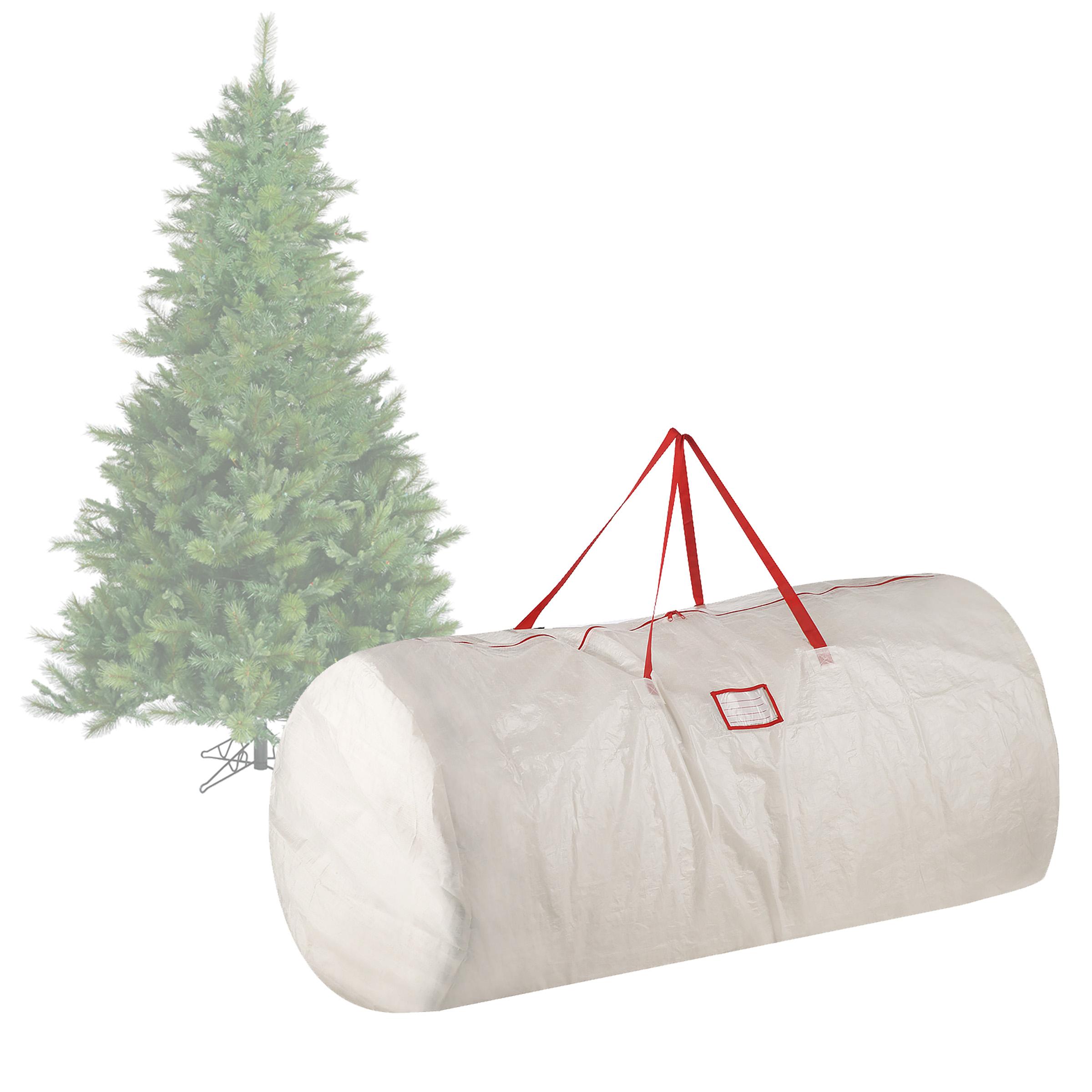 Elf Stor Premium White Holiday Christmas Tree Storage Bag Large For 9' Tree $8 + Free store pickup at Walmart