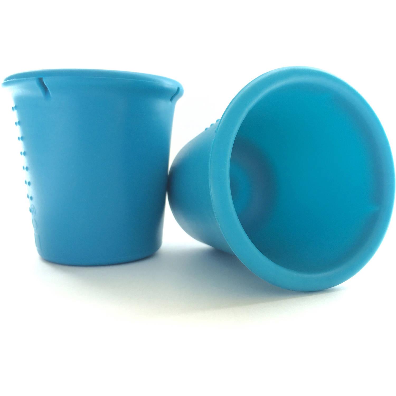 2-pack Siliskin Cups (2 colors) $5.14 + Free store pickup at Walmart