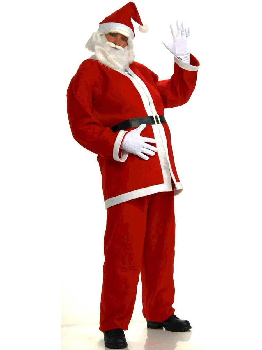XXL Simply Santa Suit $16.14 + Free store pickup at Walmart