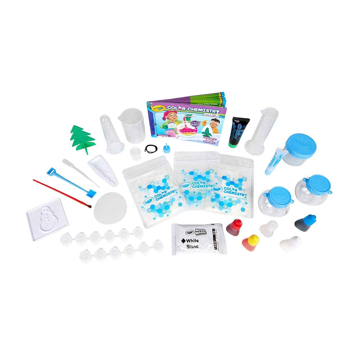 Crayola Color Chemistry Arctic Lab Set $15 + Free store pickup at Walmart or FS w/ Prime