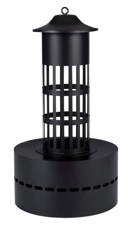 "27"" HY-C Tall Vertical Fire Tower Wood Fire Column $38 + Free store pickup at Ace Hardware"