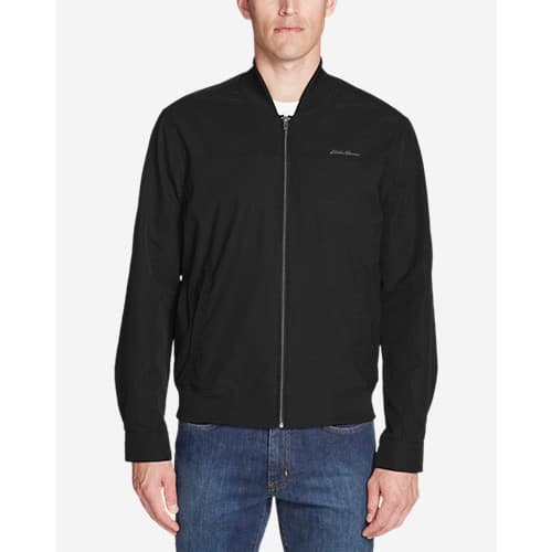 Eddie Bauer Men's Voyager Bomber Jacket (2 colors) $50 + Free shipping