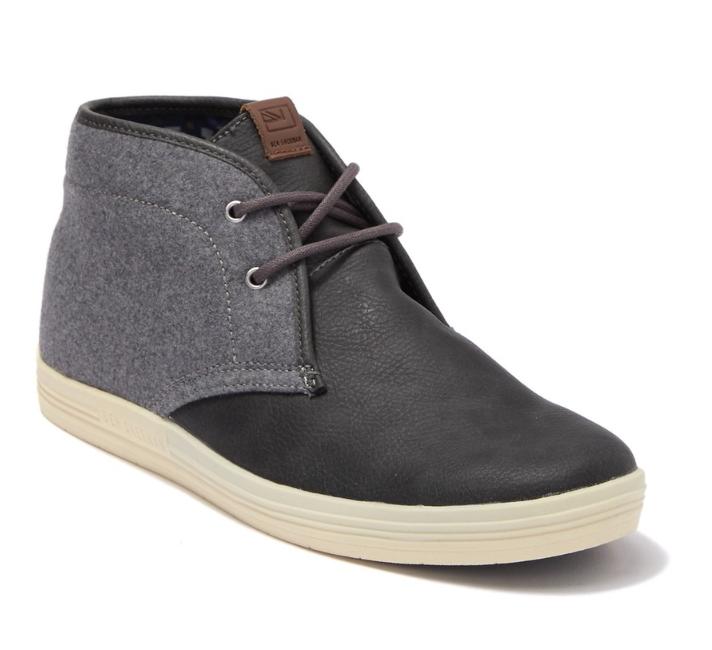 Ben Sherman Preston Chukka Sneaker (grey)  $26.23 + Free shipping w/ $89 or more