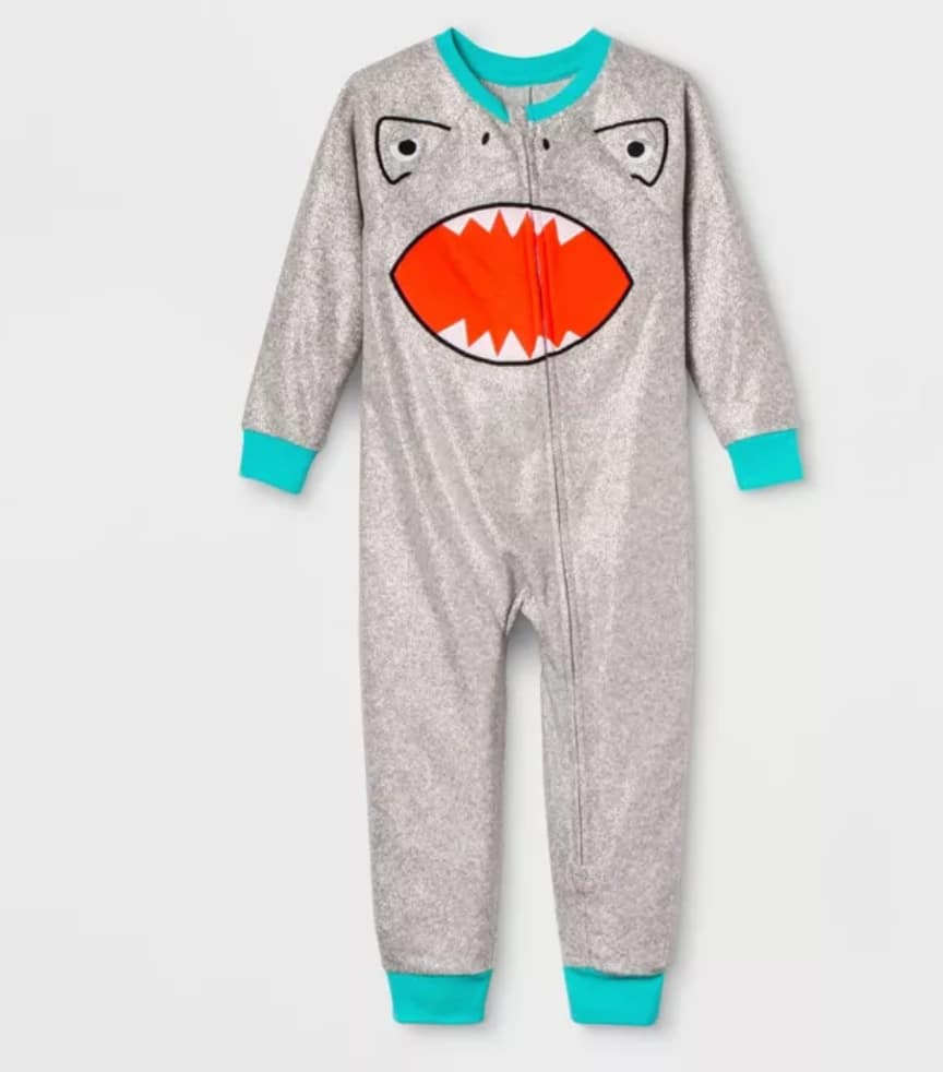 Toddler Shark Family Union Body Suit (Gray) $4.49 + Free store pickup at Target