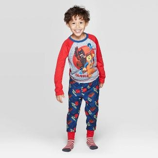 2-piece LEGO Movie Pajama Set (Red) Toddler Boys 2T, 3T & 4T $5.19 + Free store pickup at Target