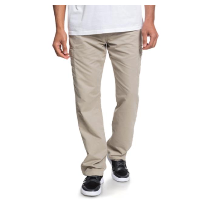 Quiksilver Men's Waterman Valley Floor Cargo Pants $21.73 + Free store pickup at REI
