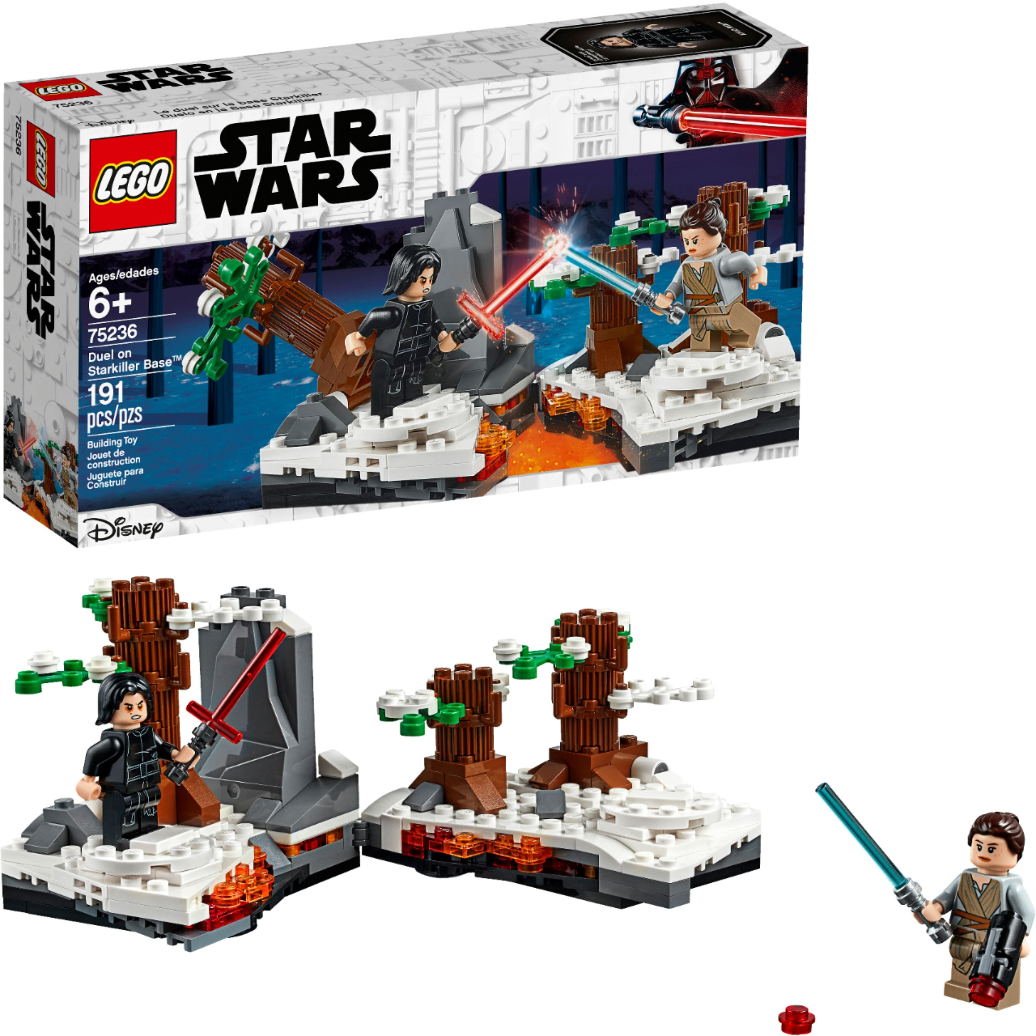 Lego: $10 off $50+ on select LEGO Star Wars, Ninjago, MineCraft, Architecture & More Sets + Free shipping w/ Prime
