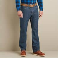 DuluthFlex Men's Ballroom Standard Fit Jeans $28 or Men's Ballroom Flannel-Lined Jeans $35 & More + Free store pick up at Duluth Trading Company