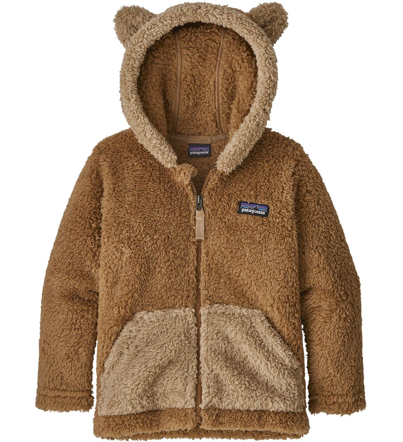 Patagonia Infant Furry Friends Hoodie (2 colors) $27 + Free store pickup at Dick's Sporting Goods