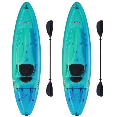 Sam's Club Members: 2-Pack Lifetime Triton 10' Sit-On-Top Kayak w/ Paddles $500 + Free shipping