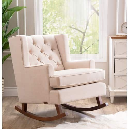 Sam's Club Members: Elena Fabric Rocker $300 + Free shipping