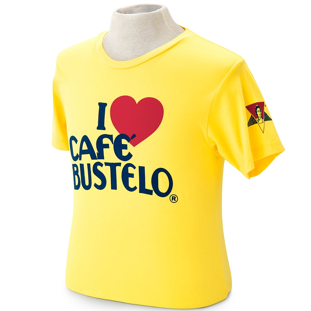 Cafe Bustelo Coffee 2 I heart Cafe Bustelo T-Shirts (3 styles) $17 + Free Shipping on $39+