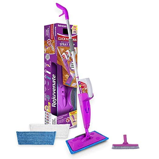 Rejuvenate Click N Clean Multi Surface Spray Mop Kit $19.88 + Free shipping w/ $35+