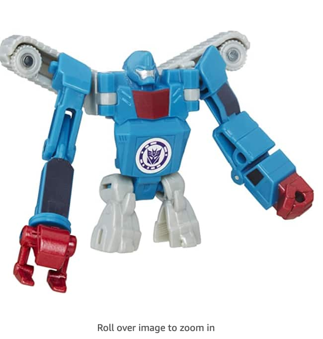 Transformers Robots in Disguise Legion Class Groundbuster $6.87 + Free shipping w/ Prime
