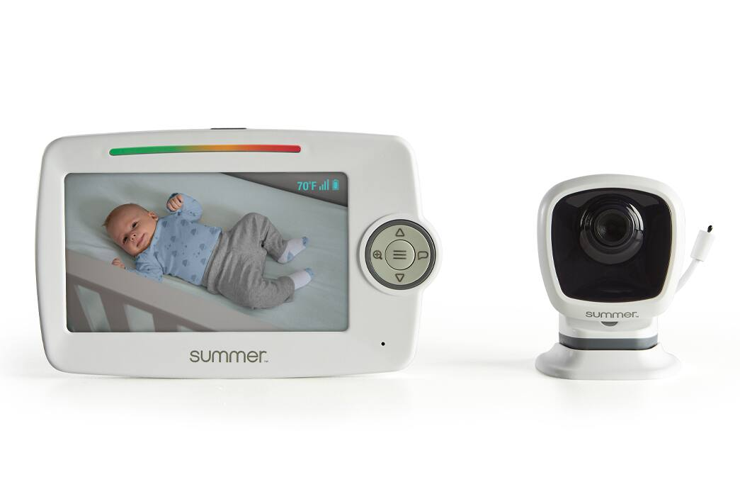 Summer LookOut 5.0 Inch Color Video Monitor with No-Hole PrestoMount $60 + Free shipping