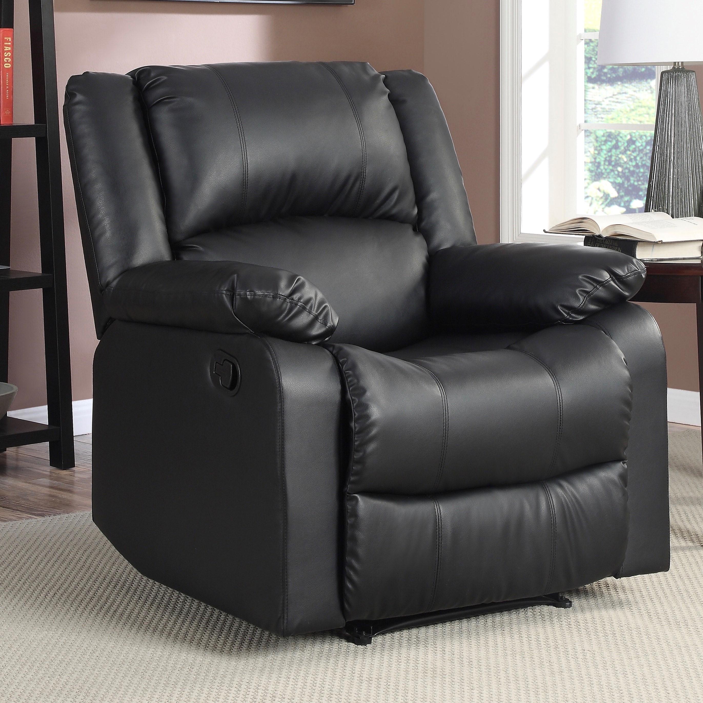 Warren Recliner Single Chair (2 colors) $200 + Free shipping