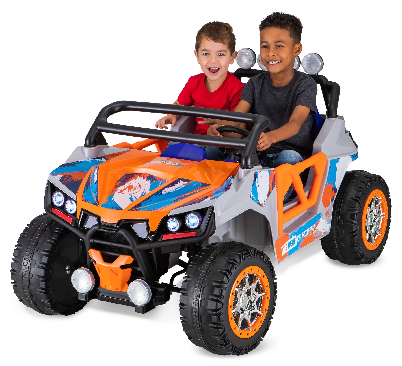 12 Volt Nerf UTV Ride-On Toy by Kid Trax $249 + Free shipping