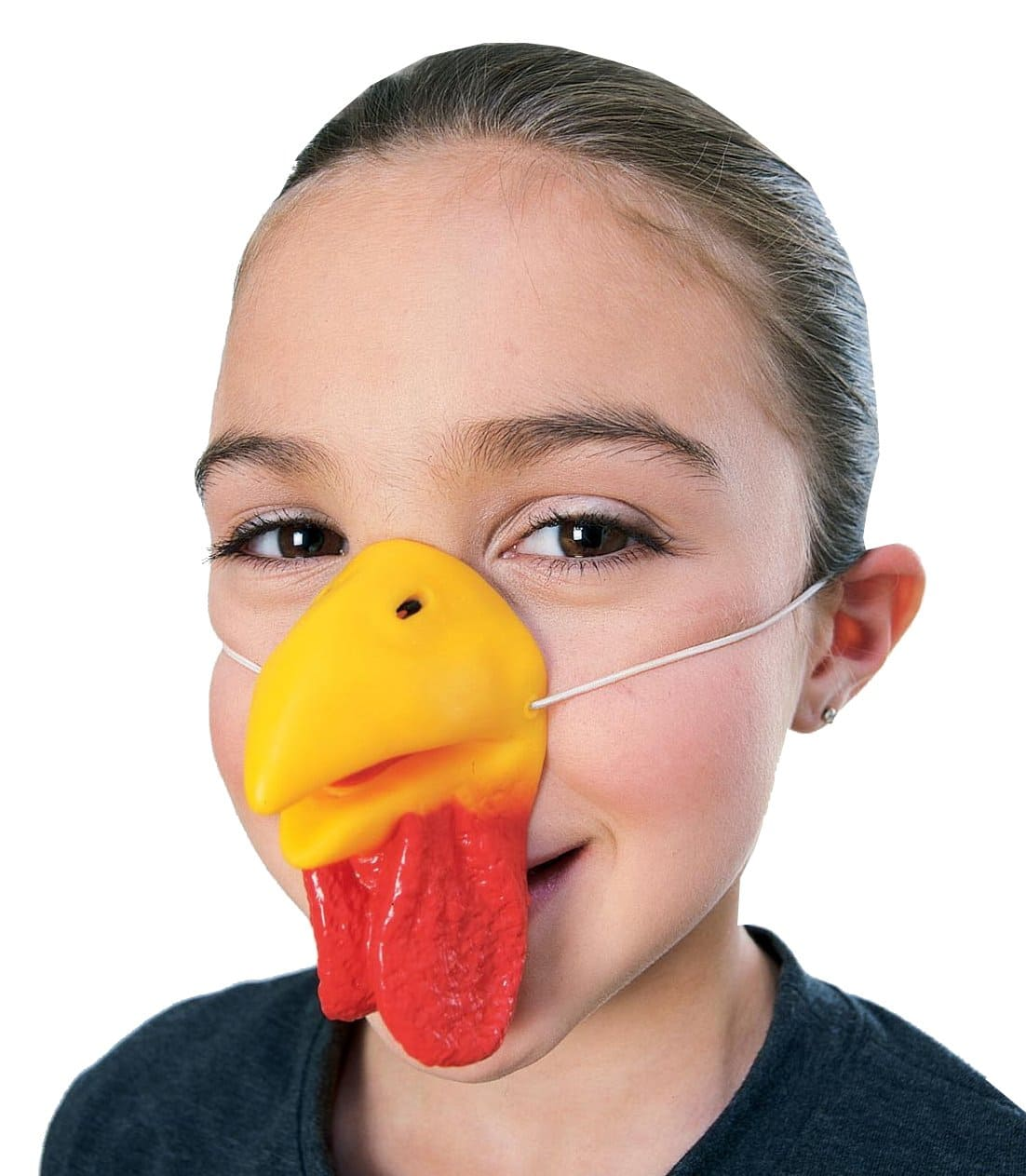 Rubie's Costume Company Rooster/Chicken Nose Costume $4.78 + Free shipping w/ Prime or $25+