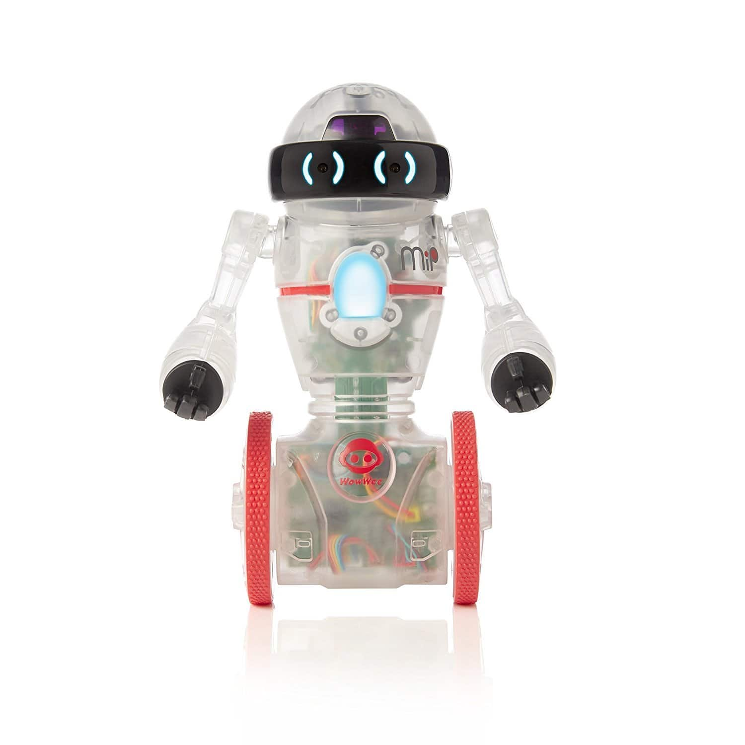 WowWee Coder MiP The STEM-Based Toy Robot (Transparent) $64.31 + Free shipping
