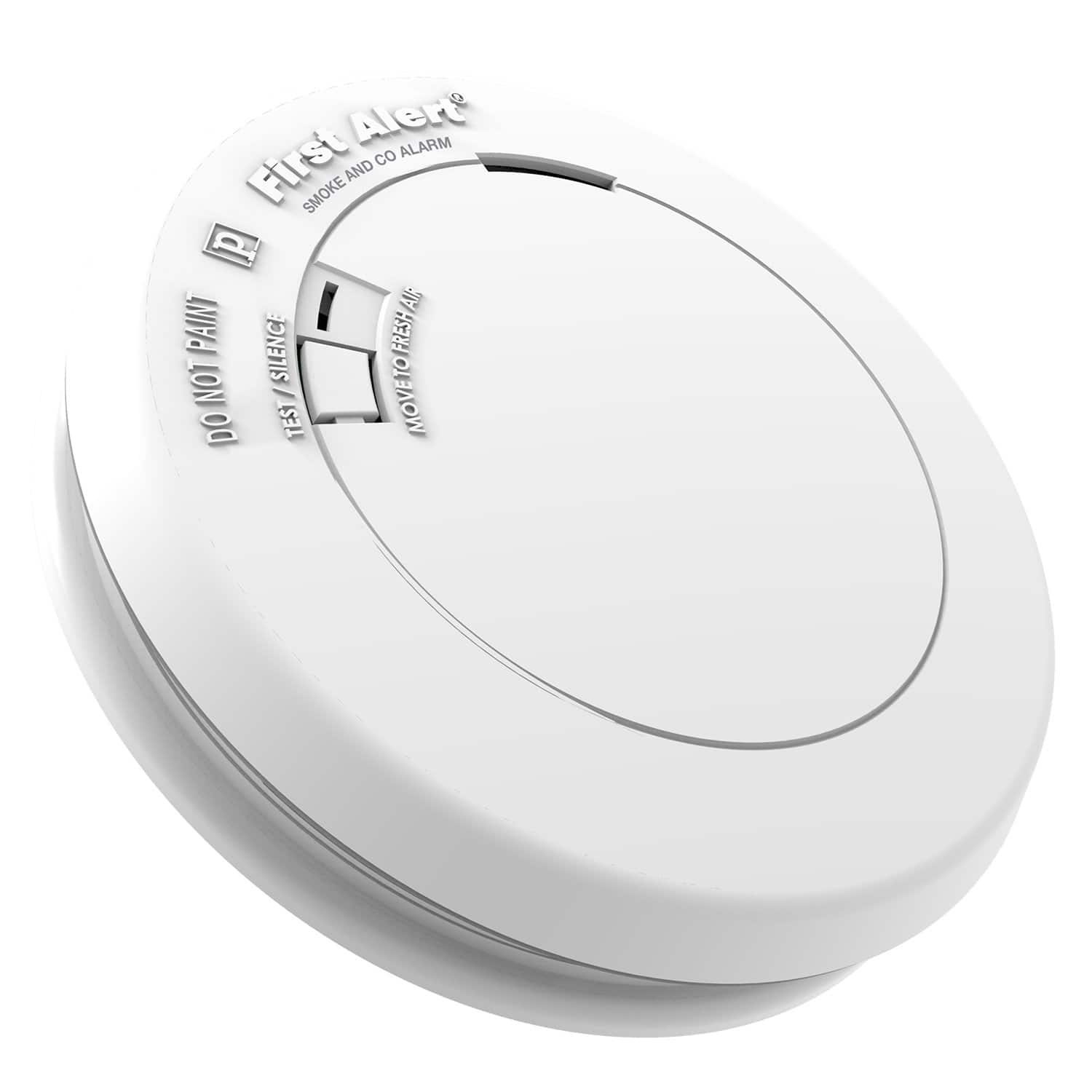 First Alert Smoke Detector and Carbon Monoxide Detector Alarm with Built-In 10-Year Battery $28.57 + Free shipping