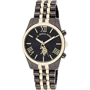 U.S. Polo Assn. Women's USC40059 Two-Tone Bracelet Watch $21.41 + Free shipping w/ Prime or $25