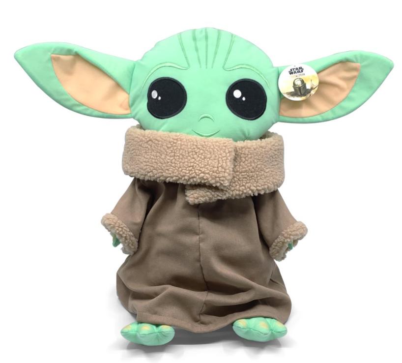 Star Wars: The Mandalorian Baby Yoda Pillow Buddy $12.96 + Free store pick-up at Walmart