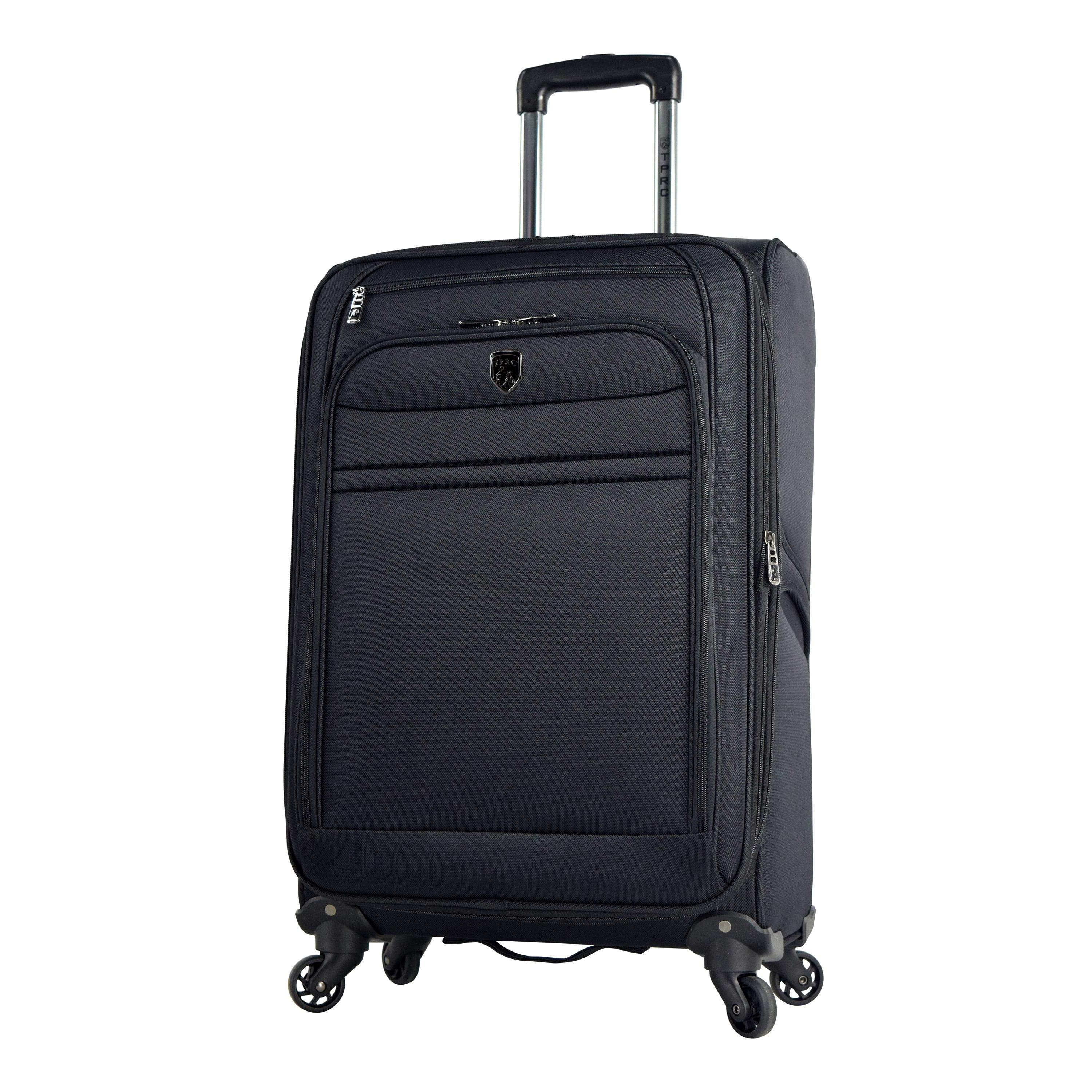 """24"""" TPRC Rolling Expandable 4-Wheel Spinner (2 colors) $36 + Free shipping"""