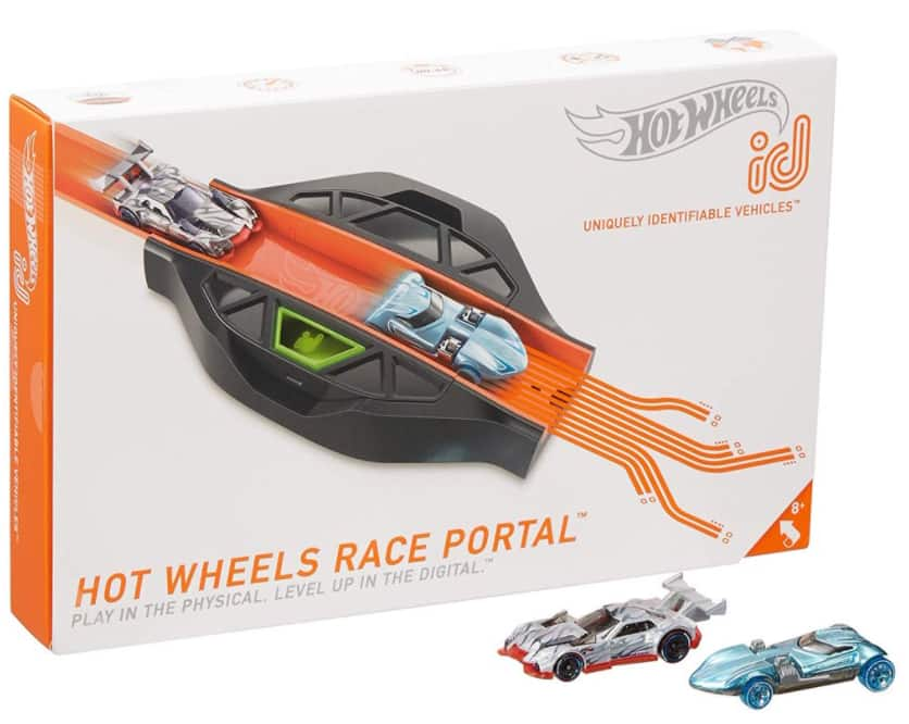 Hot Wheels id Race Portal Kit $24.97 + Free shipping w/ $35 or more