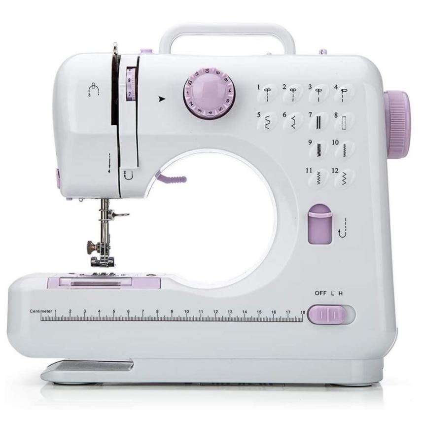 Skonyon 12 Stitches Mini Portable Sewing Machine $50 + Free shipping